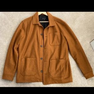 Banana Republic Men's Camel Hair Jacket Sz XL
